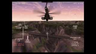 Comanche 3 Helicopter Simulator Multiplayer Melee with Three Players (#2)