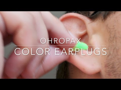 Ohropax Color Earplugs
