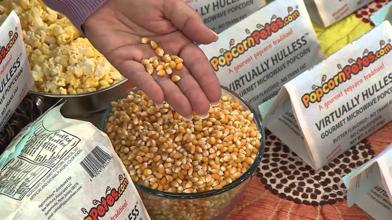popcorn pete s 18 3 5 oz virtually hulless popcorn with carolyn