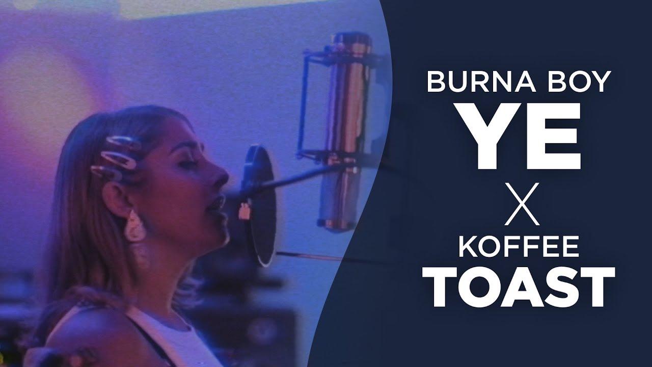 Burna Boy - Ye x Koffee -Toast | Harper Cover
