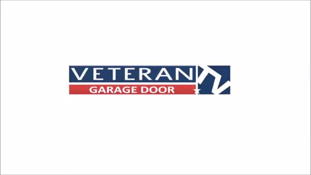Why veteran garage door service youtube for Veteran garage door