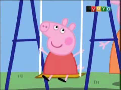 Peppa pig ita mettiamo in ordine il parco giochi youtube for Peppa in italiano