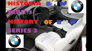 BMW 3 series (Automobile Generation).  1975-..
