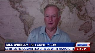 Bill O'Reilly Opines on CNN's Acosta's Beef With Sarah Sanders
