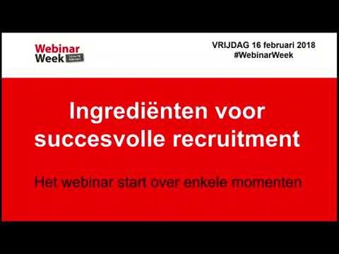 De visie van Deloitte op Talent Acquisition