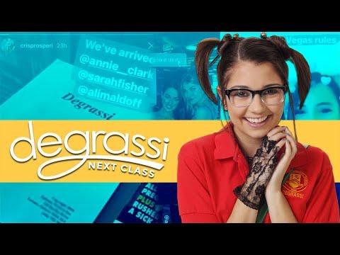 Imogen Gave Us A Degrassi: Next Class Script Scare