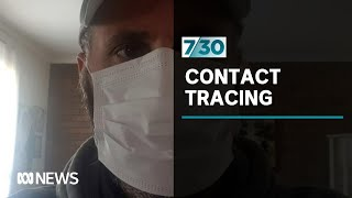 Surge of new COVID-19 cases in Victoria making it harder for contact tracers | 7.30