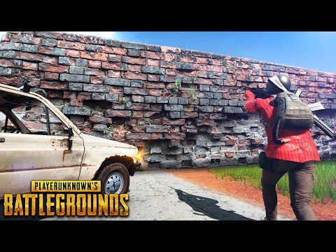 GIANT WALL IN PUBG...!!! | Best PUBG Moments and Funny Highlights - Ep
