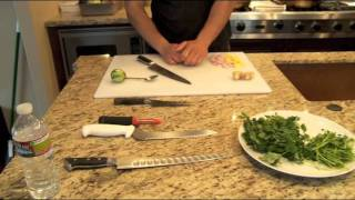 Crossfit - Cooking With Nick Massie: Ginger Vinaigrette