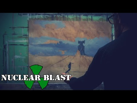 ENSLAVED - Ivar discusses the new album artwork and working with Truls (OFFICIAL TRAILER)