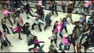 Pink! FLASH MOB