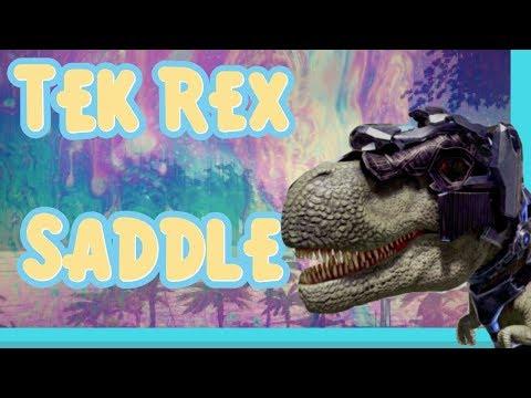 How to spawn Rex Tek Saddle w/ GFI commands