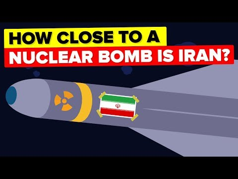 How Close Is Iran To Building a Nuclear Bomb?