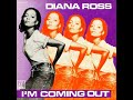 Diana Ross I M Coming Out Instrumental Original mp3