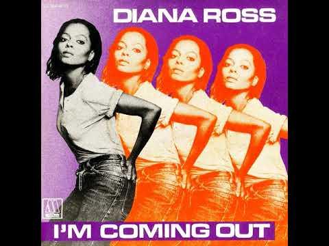 Diana Ross - I'm Coming Out (Instrumental Original)
