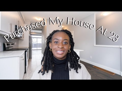 Empty house tour! What $350,000 can get you in London, Ontario
