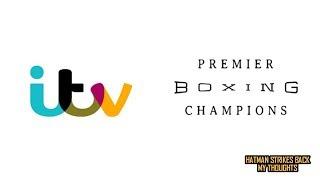 ITV ANNOUNCE NEW 3 YEAR DEAL WITH AL HAYMON / PBC!!! 15 SHOWS A YEAR!!!