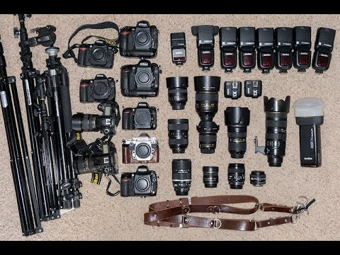 Camera Equipment For The Wedding Photographer