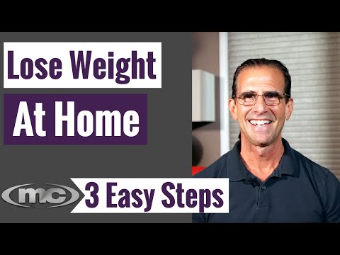 How To Lose Weight At Home For Men (3 Easy Weight Loss Steps)