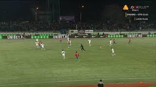 FCSB - Gaz Metan - 0-0 Ocazie pentru Dennis Man! Liga 1 Etapa 17
