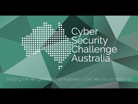 Cyber Security Challenge Australia 2017