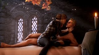 Dragon Age Inquisition: While your Lips are still Red