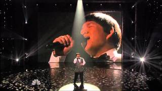 "20100811 Lin Yu Chun Performed  ""I Will Always Love You"" on TV Show ""America's Got Talent"""