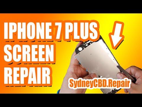 #iPhone 7 Plus Screen Repair In Sydney | Sydney CBD Repair Centre
