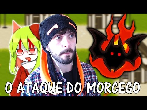 O ATAQUE DO MORCEGO FLAMEJANTE - The Gray Garden [PT-BR] #3