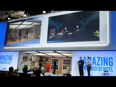 Intel Demokan Gaming VR Tanpa PC