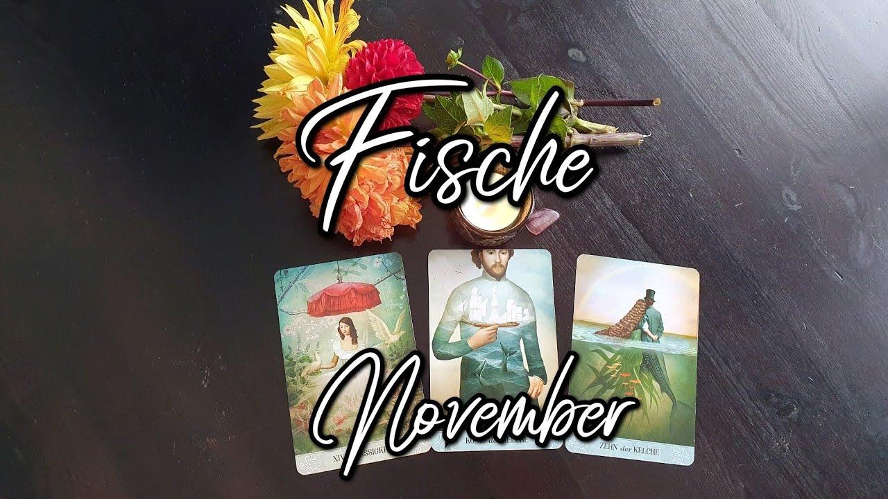 Download Fische November ♓️ Eine Konfrontation mit einem Herzenmenschen fordert dich zum handeln auf