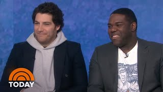 Adam Pally, Sam Richardson Talk Teaming For 'Champaign Ill' | TODAY