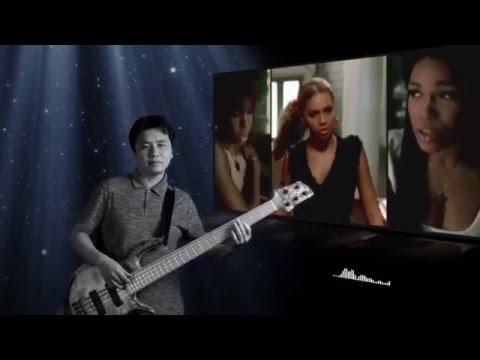 bass cover | Destiny's Child - Emotion