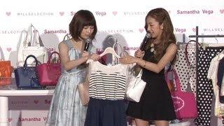 アイドルグループ「AKB48」の板野友美さんと島崎遥香さんが6月28日、東...