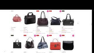 видео Интернет магазин сумок. Женские сумки 2014. Модные, итальянские, кожаные сумки.