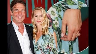 Dennis Quaid, 65, and PhD student Laura Savoie, 26, will marry within the year, star says