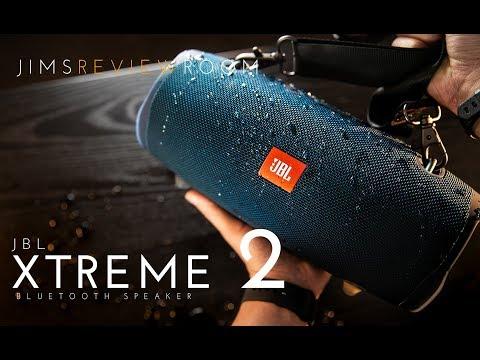 JBL XTREME 2 Bluetooth Speaker - REVIEW