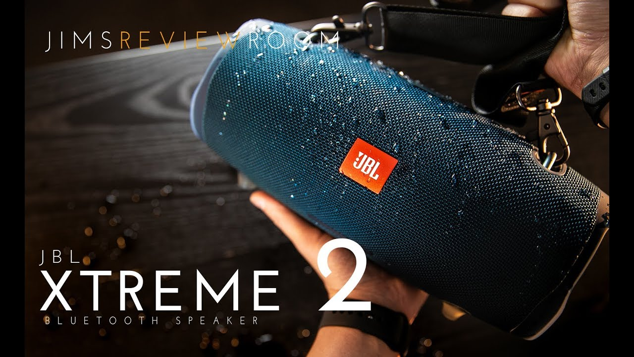 550fe1a88 JBL XTREME 2 Bluetooth Speaker - REVIEW - YouTube