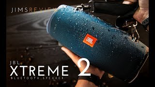 JBL XTREME 2 Bluetooth Speaker - REVIEW