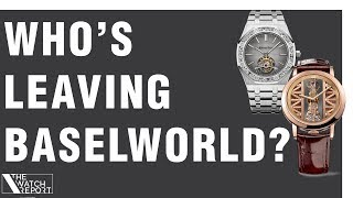 The Watch Report | Baselworld News, John Mayer