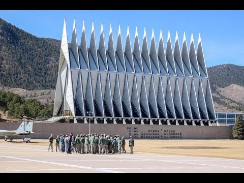 A Day at the Air Force Academy