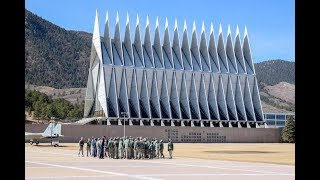 A Look Inside the Air Force Academy