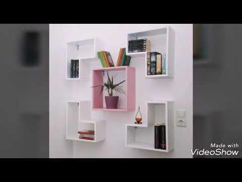 Top 100 wall shelves design ideas DIY home decor 2019