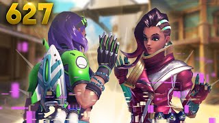 Mirror Sombra Encounter!! | Overwatch Daily Moments Ep.627 (Funny and Random Moments)