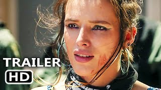 INFAMOUS Official Trailer (2020) Bella Thorne Heist Movie HD