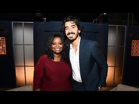 Dev Patel & Octavia Spencer on being typecast, finding good roles and the election