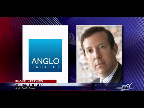 Anglo Pacific's Julian Treger talks of 'very positive' shareholder response to uranium acquisition