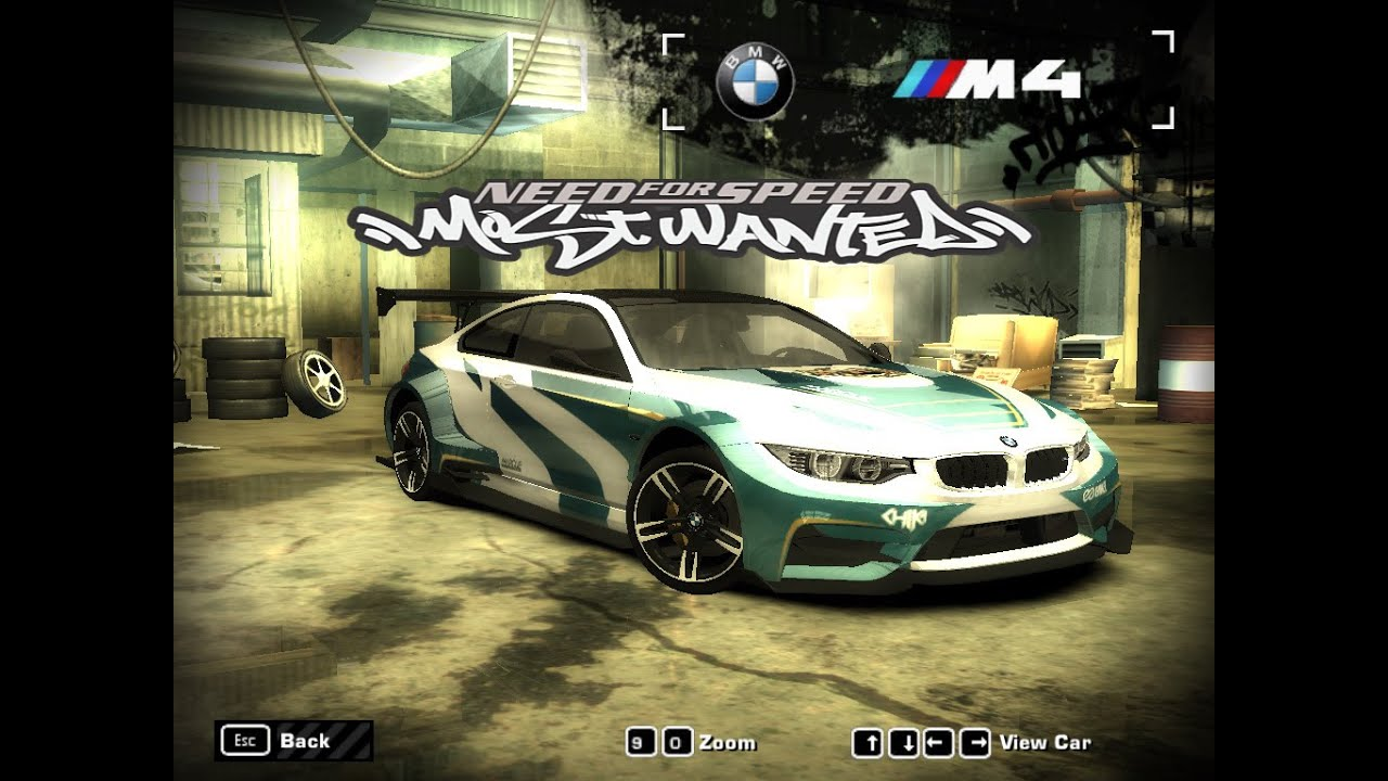 Need For Speed Most Wanted Hd Mod Driving Top Speed