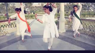 IT's HAPPENS ONLY IN INDIA | REPUBLIC DAY SPECIAL | DANCETA CHOREOGRAPHY.