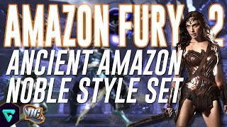 DCUO | AMAZON FURY PART 2: Amazon Noble Style